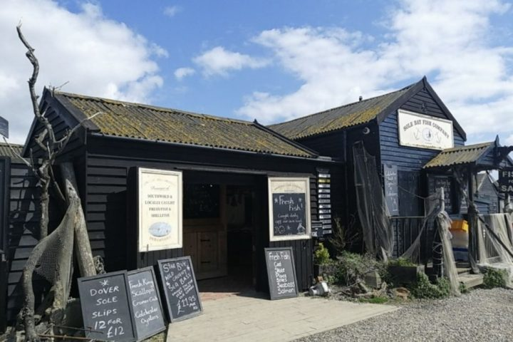 The Sole Bay Fish Company, Southwold